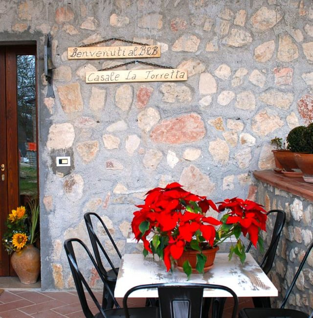 bed and breakfast Umbria